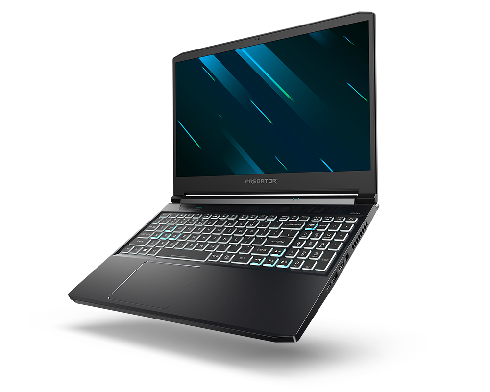 Acer Predator Helios, Triton & Nitro Gaming Laptops get upgraded with 10th gen Comet Lake CPUs & up to GeForce RTX 2080 SUPER GPU options - next@acer GPC 9