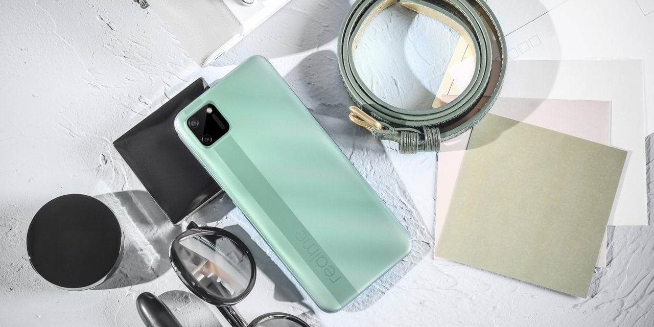 Realme C11 Launched – Cortex A53 based 12nm MediaTek Helio G35 scores 100k+ in Antutu. Phone costs just £82 for 2GB/32GB (in Malaysia)