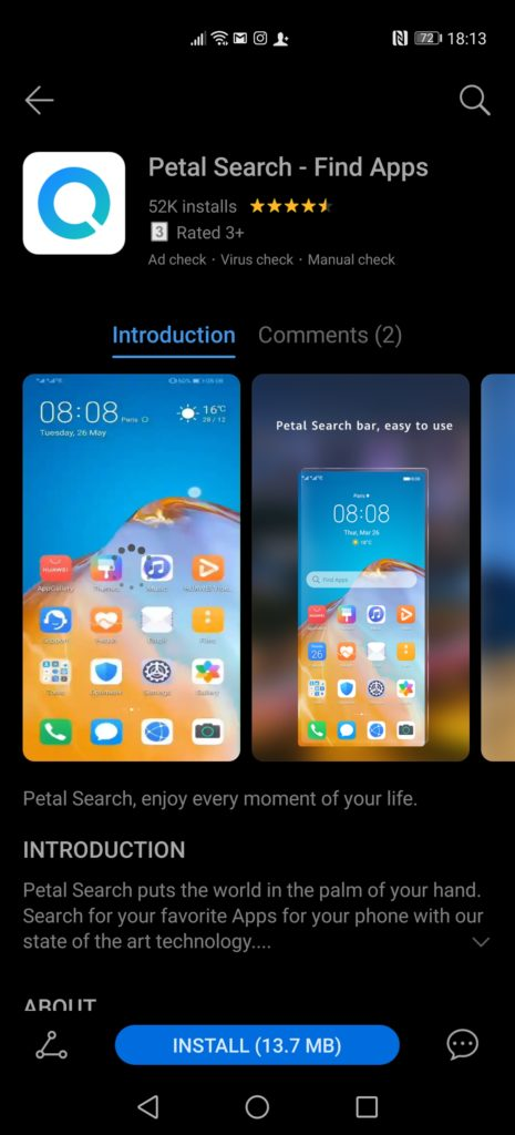 Petal Search helps you find your favourite Apps on Huawei phones without Google Play Store 4