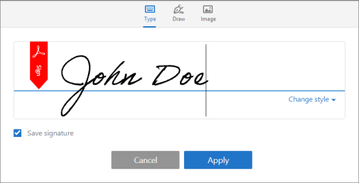 How to Fill out PDF Forms on your computer 2