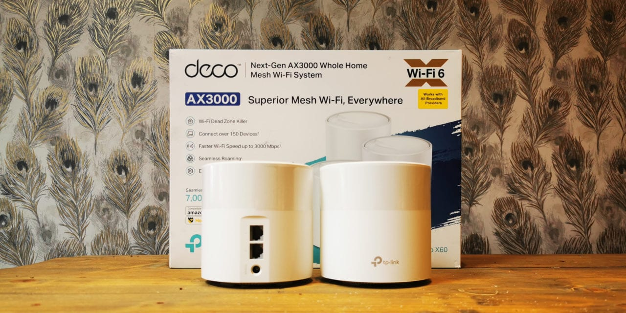 TP-Link Deco X60 Mesh Wi-Fi System Review – Can a dual-band mesh Wi-Fi 6 system compete with the tri-band Netgear Orbi RBK853 AX6000?