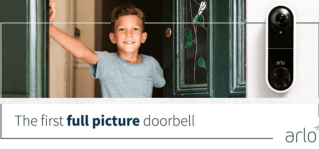 Arlo Video Doorbell finally comes to the UK for £179.99 undercutting Ring & Google Nest Hello