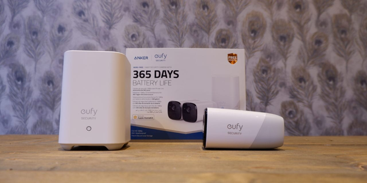 EufyCam 2 Review – The incredible battery life justifies the cost vs EufyCam 2C