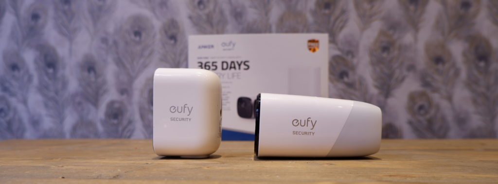 EufyCam 2 Review – The incredible battery life justifies the cost vs EufyCam 2C 1