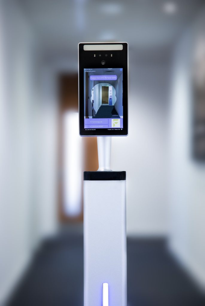 F(x)tec Thermo1 - the contactless temperature scanner combating covid-19 5