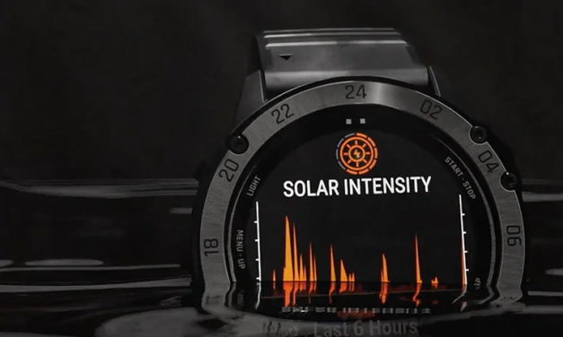 Garmin updates watches with Solar charging for an extra £100+ with Instinct Solar, Fenix 6 Solar & Tactix Delta Solar announcement