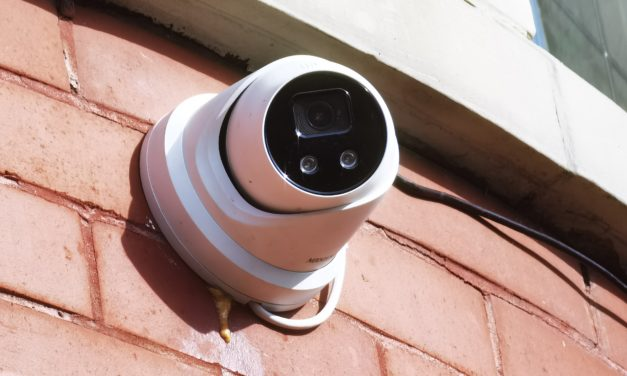 Hikvision DS-2CD2386G2-I 8MP Acusense turret IP camera Review – Colour Night Vision CCTV with AI detection