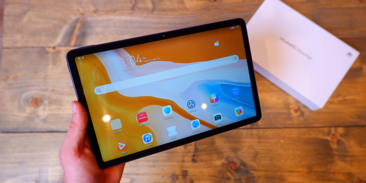 Huawei MatePad 10.4 Review – The best affordable Android tablet (even without Google) – Currently just £199.99
