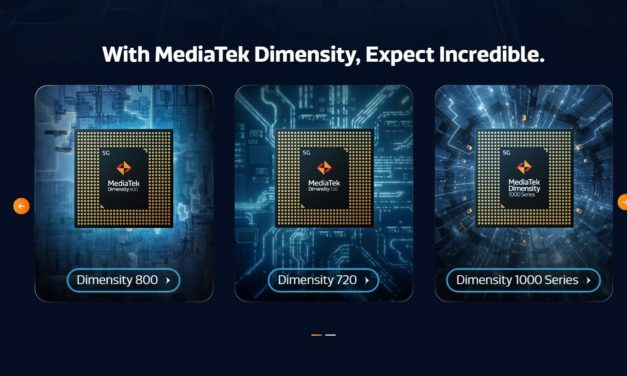 Mediatek Dimensity 720 vs Dimensity 800, 820 & 1000 Specification Comparison & Benchmarks