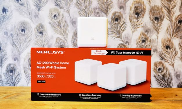Mercusys Halo S12 Mesh Wi-Fi Review vs Tenda Nova: obtienes lo que pagas