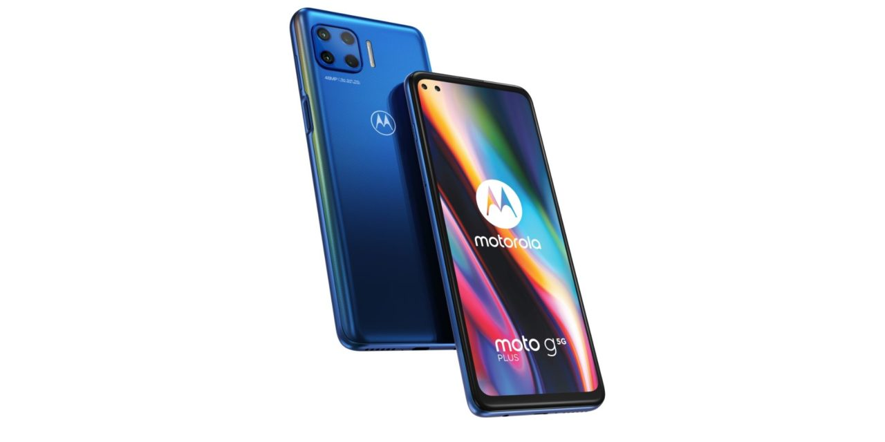 Motorola Moto G 5G Plus is the most affordable 5G phone to in the UK – Until Realme X50 & OnePlus Nord 5G arrive