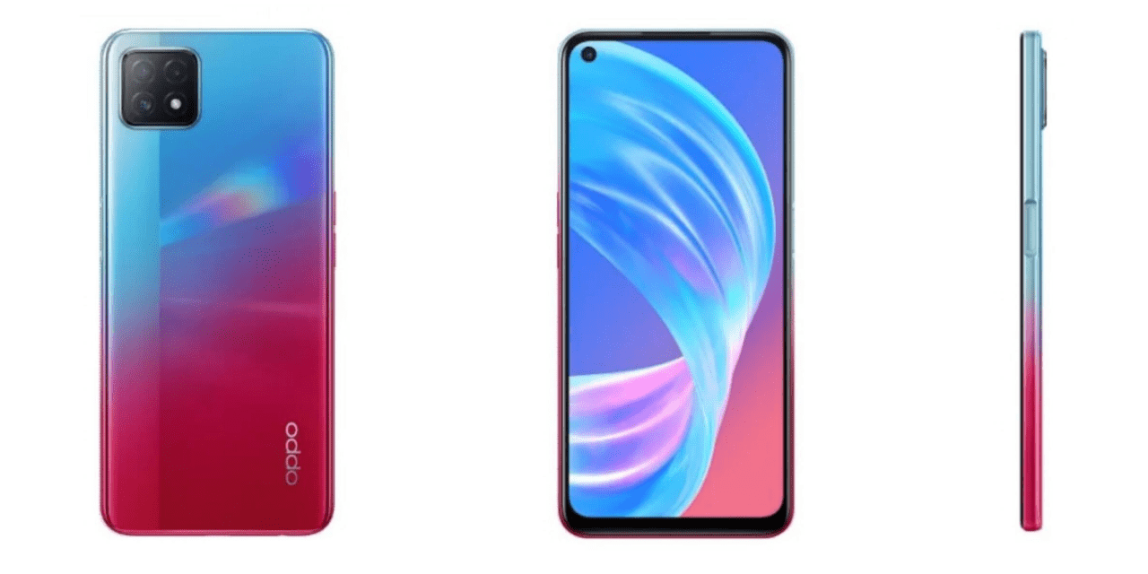 Oppo A72 5G with Mediatek Dimensity 720 (MT6853V), triple camera, & 90Hz display to launch soon