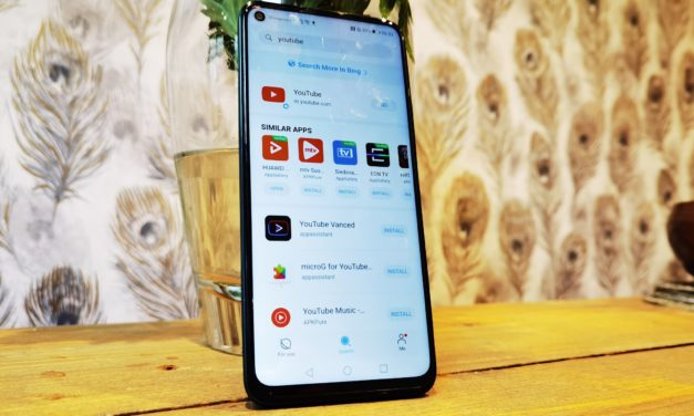You can not install Google on the Huawei P40 Lite 5G via LZ Play – Alternative solutions (also affects Matepad 10.4)