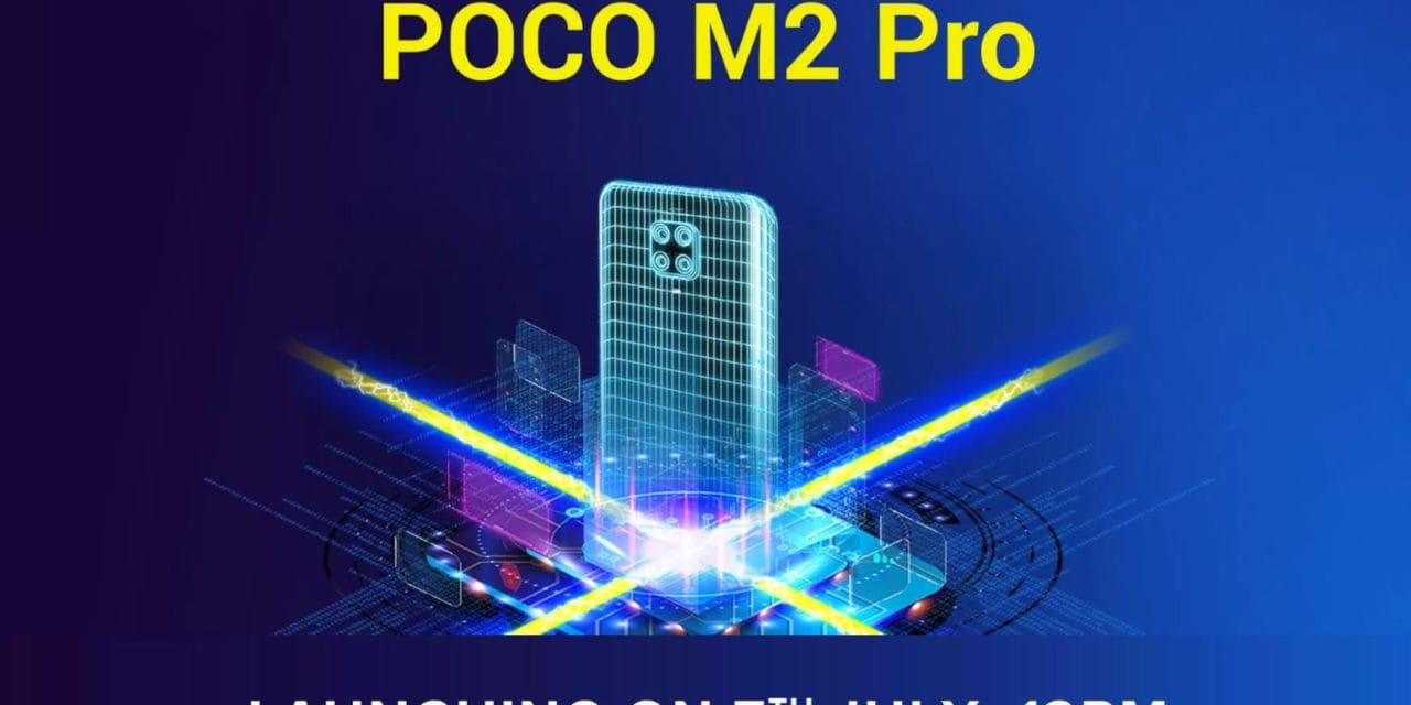 POCO M2 Pro vs Redmi Note 9 Pro – Poco rebadges the Redmi for July launch  – Gets benchmarked on Geekbench