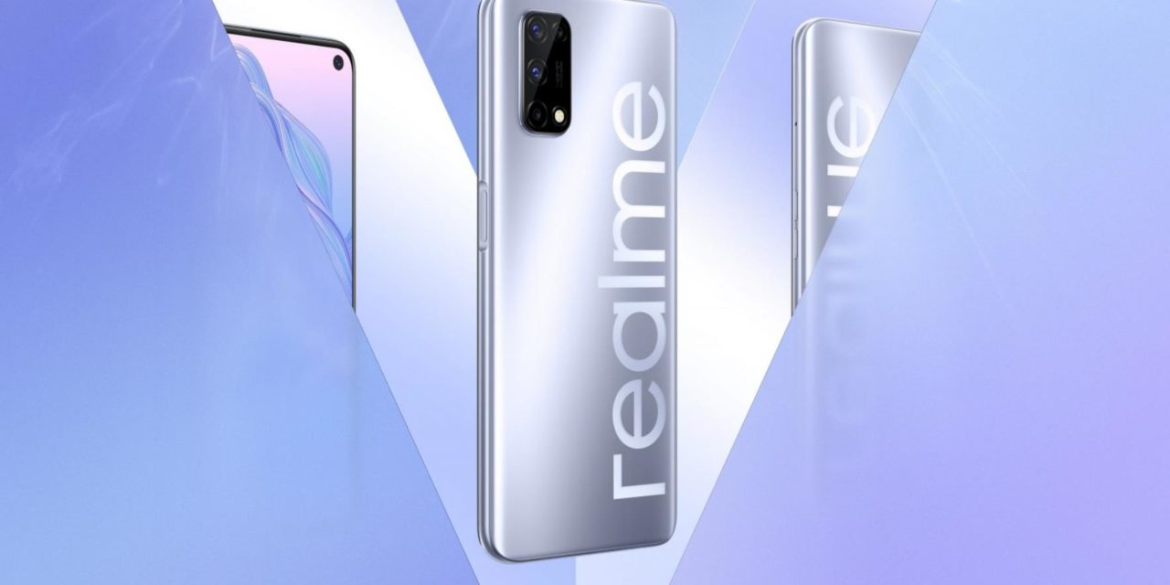 Realme V5 to arrive on 27th July, likely to be first phone with MediaTek Dimensity 720