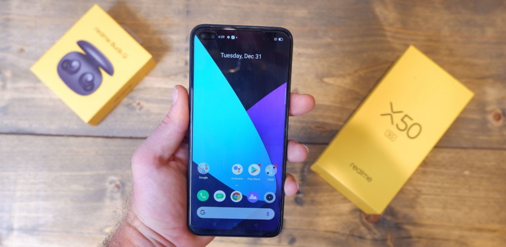 Realme X50 5G Initial Impressions & How to disable Realme Security Check 1