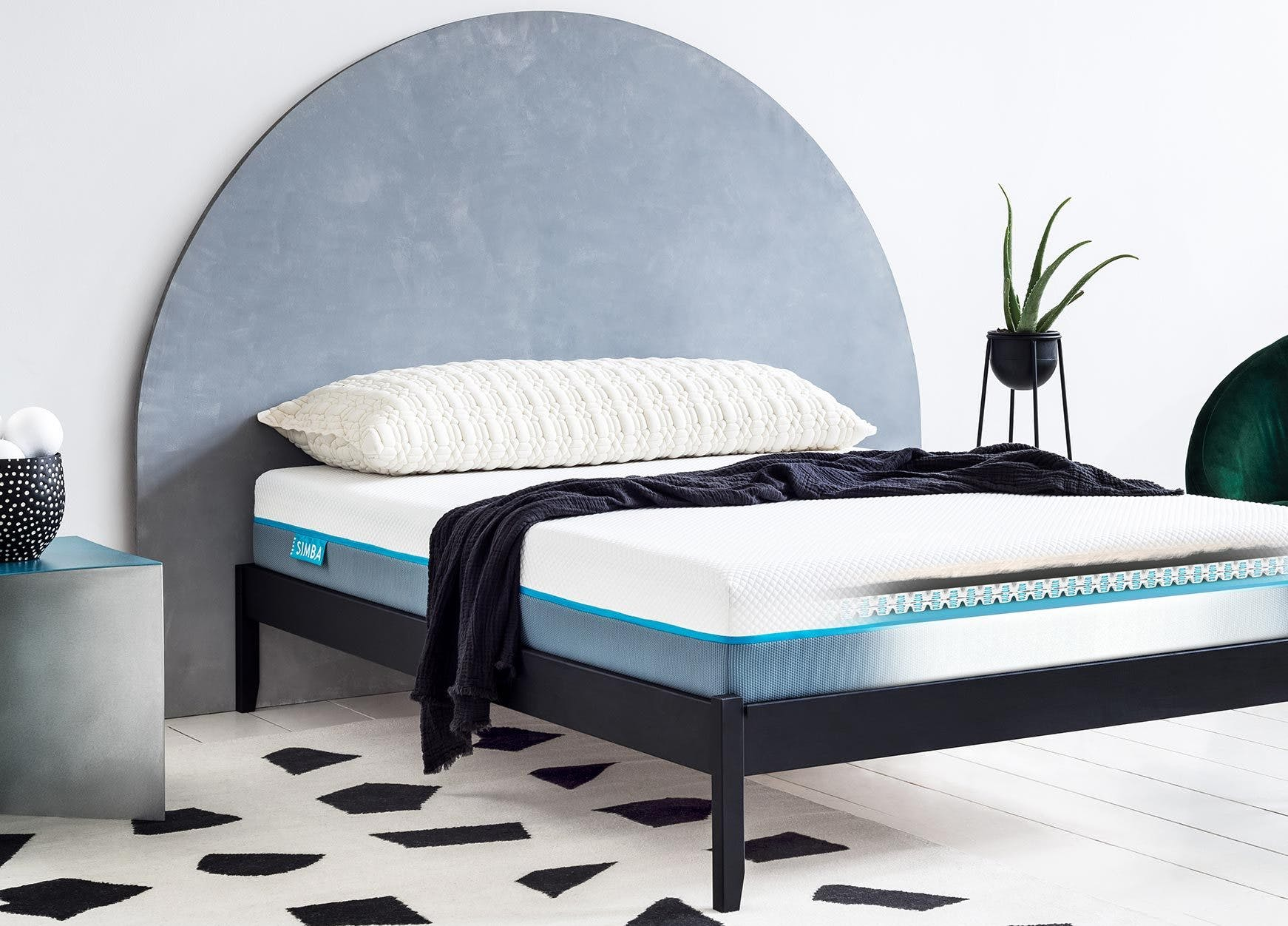 Simba Hybrid Pro Mattress Review Is This The Best Memory Foam Mattress And Worth The Upgrade Over The Standard Simba Mighty Gadget Blog Uk Technology News And Reviews