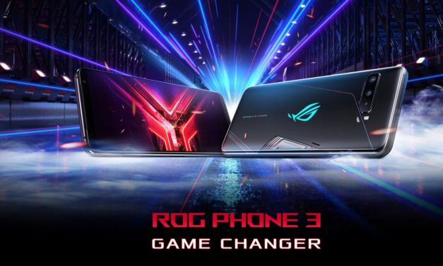 ASUS ROG Phone 3 & Lenovo Legion Duel launched with new Qualcomm Snapdragon 865 Plus