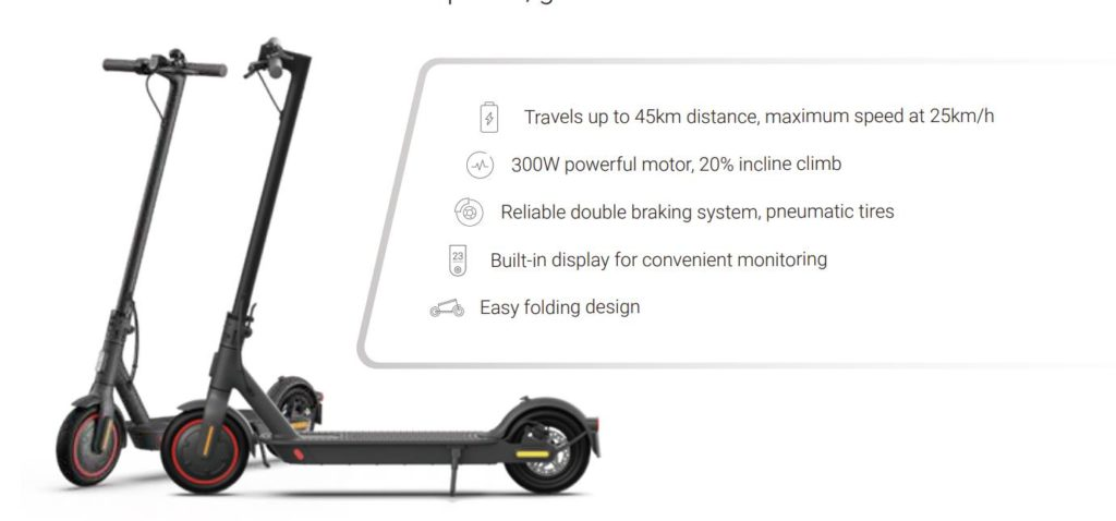 Xiaomi Mi Electric Scooter Pro 2 vs  Mi Electric Scooter 1S vs Xiaomi Scooter M365 – Not really new scooters, no upgrades, but might comply with future laws 1