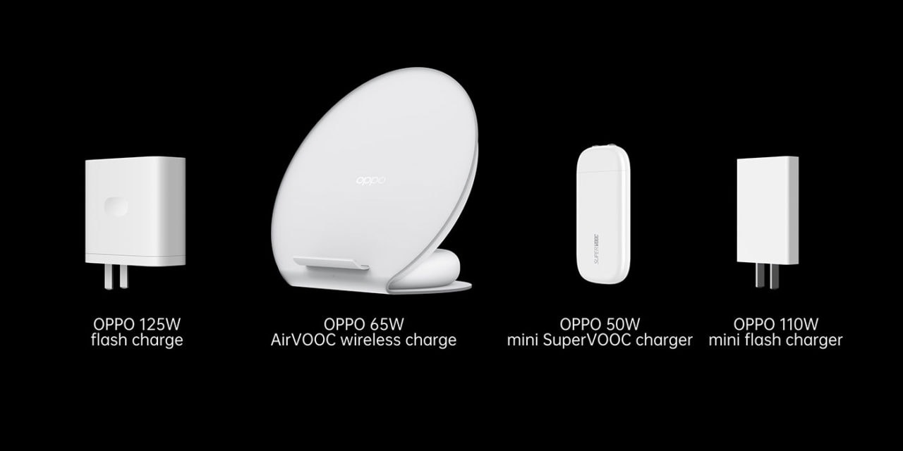 OPPO announces ridiculous 125W charging offers a full charge in 20 mins. Realme will also offer same technology