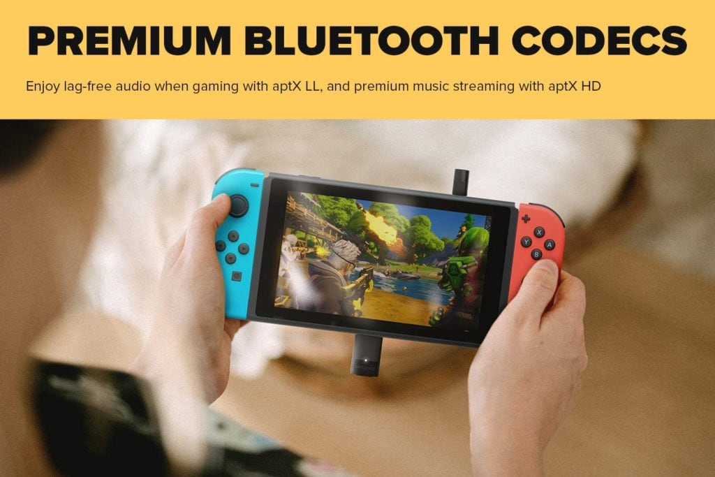 Creative BT-W3 Review Bluetooth Audio Transmitter for PS4. Switch & PC with aptX Low Latency and AptXHD 2