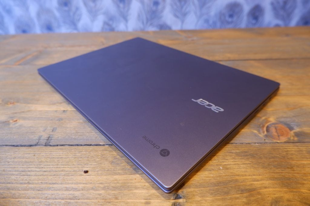 Acer Chromebook 714 Review – A solid choice for a student laptop - Be aware of US & UK differences 2