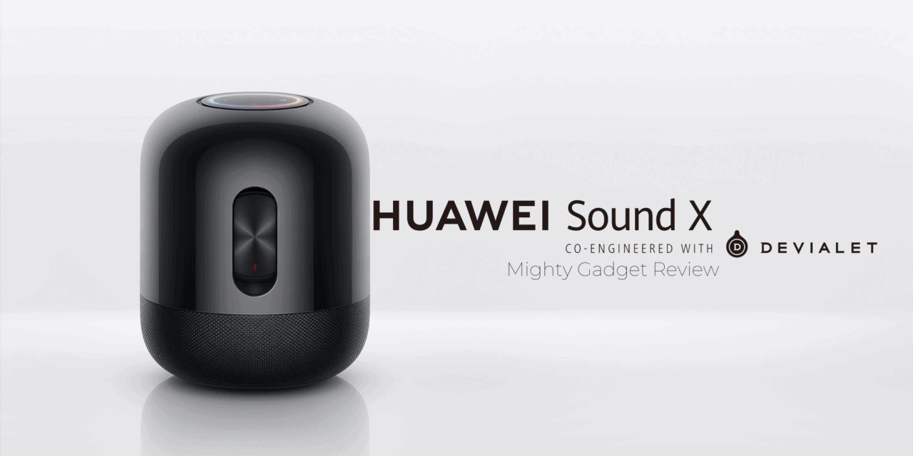 Huawei Sound X Review – Devialet Bluetooth speaker collab for room-filling audio but no smart technology or streaming