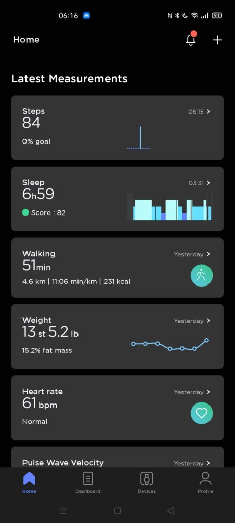 Withings Body Cardio Smart Scales Review – A vital tool for weight loss with the added benefit of monitoring your heart health 9