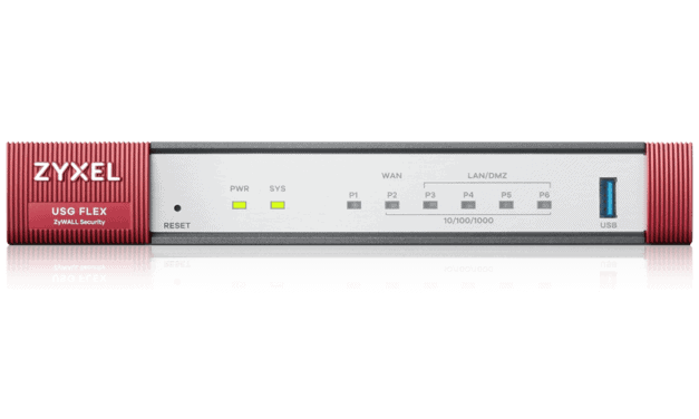 Zyxel USG Flex 100 Firewall Review – Advanced threat detection for businesses