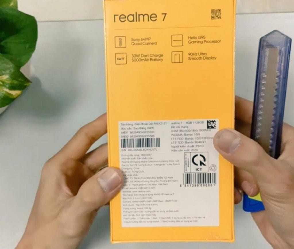 Realme 7 & 7 Pro vs Realme 6 & 6 Pro – Realme 7 Pro is an X7 with SD720G & Realme 7 may feature new MediaTek Helio G95 1