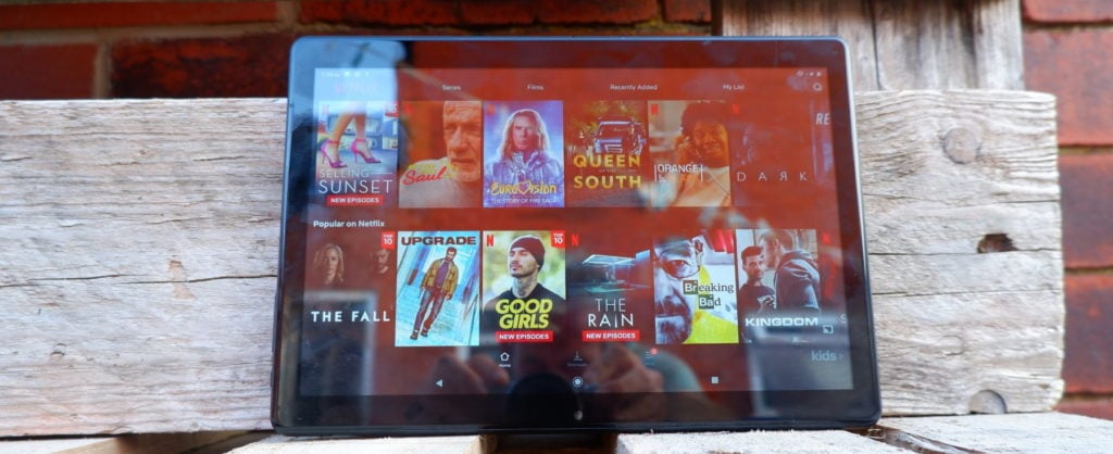 Dragon Touch Max10 Android Tablet Review  - Adequate for light usage & little competition at this price 3
