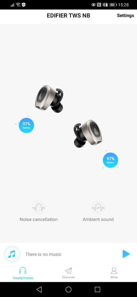Edifier TWS NB True Wireless Active Noise Canceling Earbuds Review – Decent, affordable ANC earbuds, shame about the looks 6