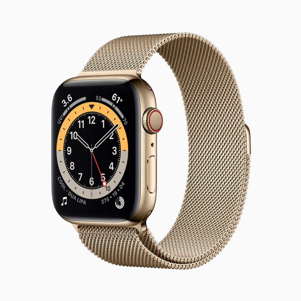 Apple Watch Series 6 & SE vs Series 5 & 3 Compared – What's changed and is it worth upgrading? 8