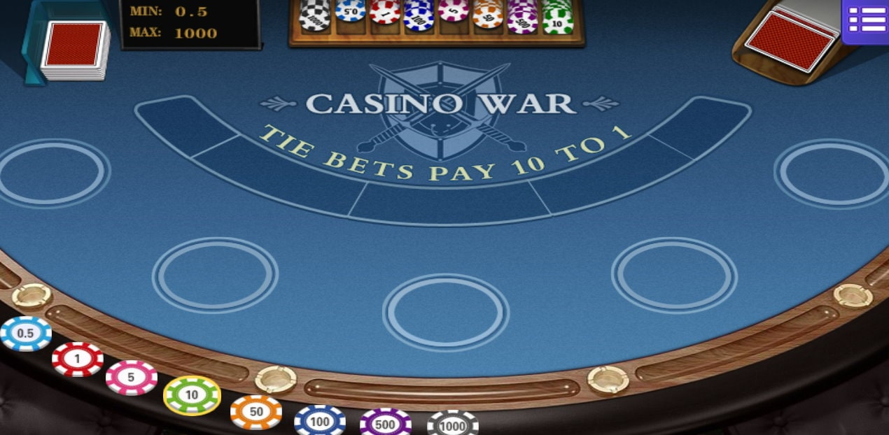 What Exactly Is Casino War?