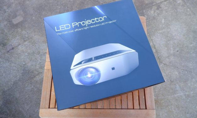 GooDee YG620 Native 1080P Full HD Projector Review – Full-sized projector for a superior image vs pico and mini