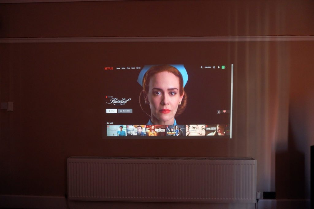 GooDee YG620 Native 1080P Full HD Projector Review – Full-sized projector for a superior image vs pico and mini 5