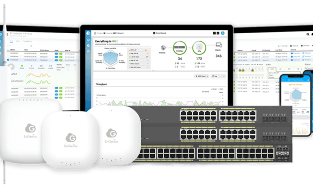EnGenius ECW230 WiFi 6 4×4 Access Point Review – Licence-free cloud-managed WiFi 6 access point