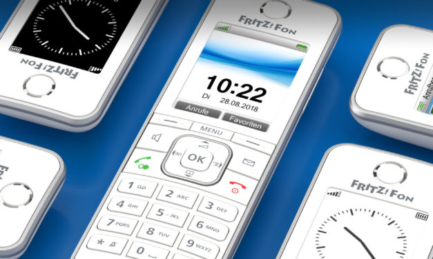 FRITZ!Fon C6 DECT Phone Review – A VOIP compatible phone for DECT equipped Fritz!Box routers