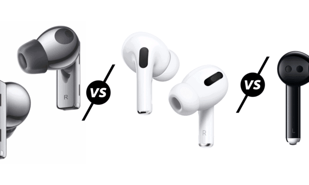 Huawei FreeBuds Pro vs Freebuds 3 & 3i vs Apple AirPods Pro – The new FreeBuds Pro offer a big improvement with active noise cancelling & over £60 cheaper than AirPods Pro