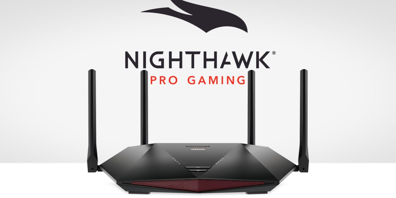 Nighthawk Pro Gaming XR1000 WiFi 6 AX5400 router announced. Same as the RAX50 but with DumaOS