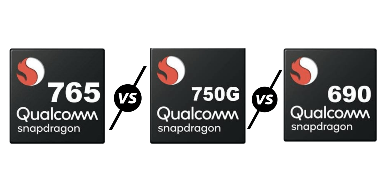Qualcomm Snapdragon 750G vs Snapdragon 765G & 730G & 690 Compared – It's a higher clocker SD690 with Cortex A77 cores and mmWave