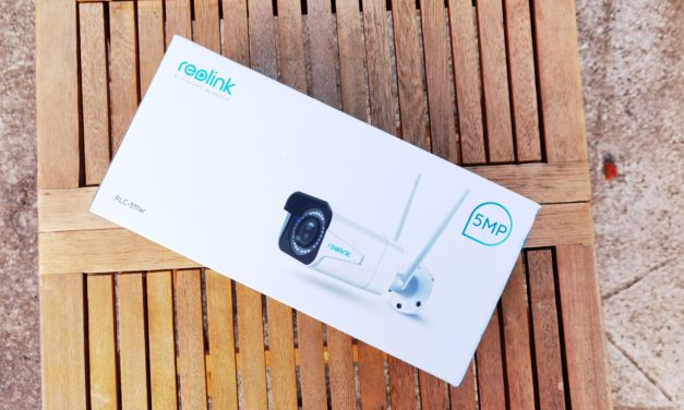 Reolink RLC-511W Review – 4X Optical Zoom Wi-Fi Outdoor Security Camera with Blue Iris / ONVIF support