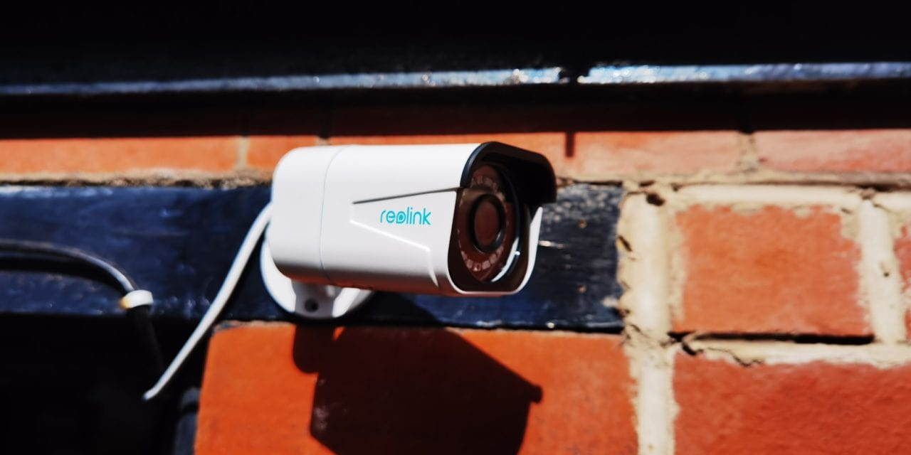 Reolink RLC-510A & RLC-810A Review –  Smart human & car detection surveillance cameras with  5MP/4K