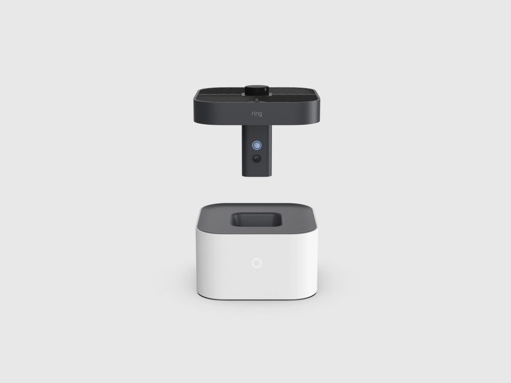 Ring Always Home Cam - One up's every home surveillance brand with a new automated indoor drone & is the new archenemy of your cat 4