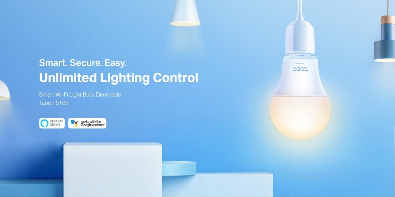 TP-Link Tapo Dimmable Smart Bulb Review (L510E) – A cheap Philips Hue and Kasa alternative