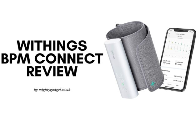 Withings BPM Connect Review – Keep track of your blood pressure trend