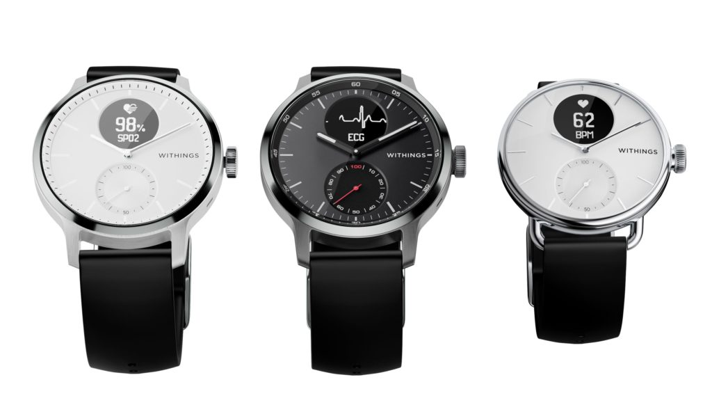 Withings ScanWatch Hybrid Smartwatch Announced: ECG & sleep breathing disturbance detection in a smart classic style, but with a premium price 6