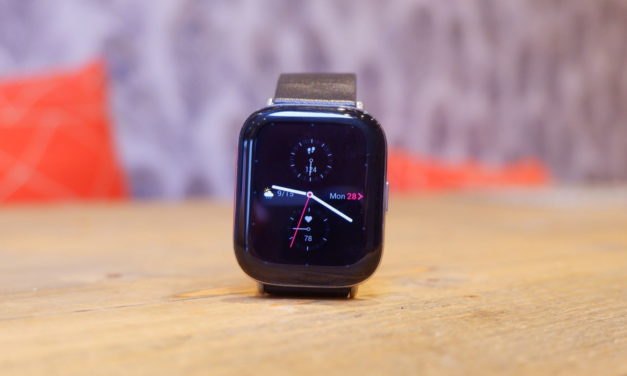 Zepp E Square Watch Review – Less features & more expensive vs Amazfit GTS