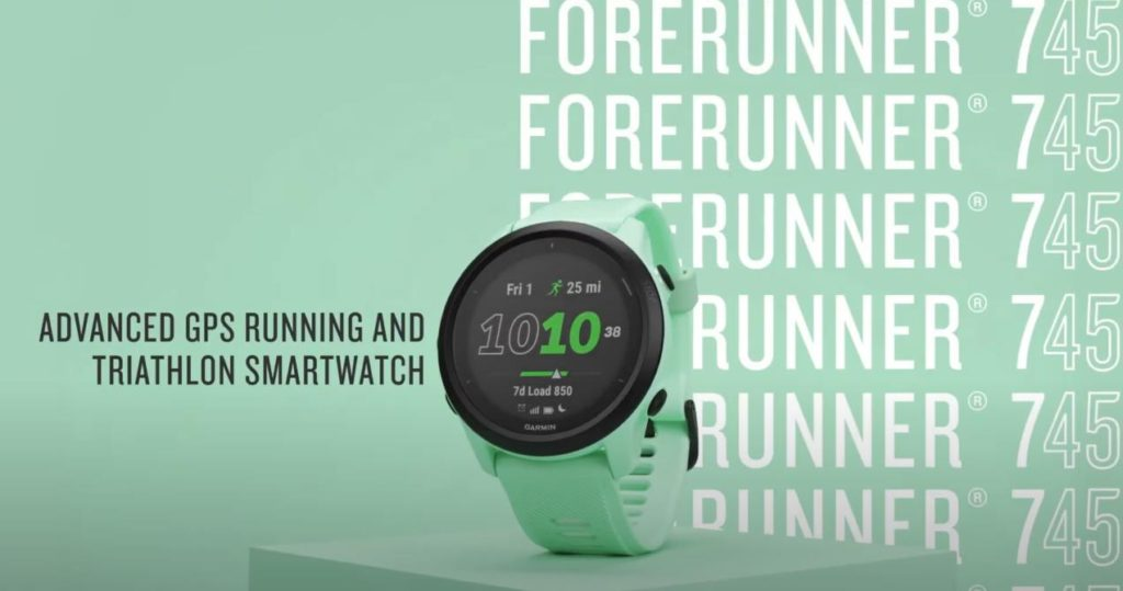 Garmin Forerunner 745 vs 945 vs 735Xt  vs Fenix 6 – It's a Forerunner 945 without the maps but the same price (for now) 11