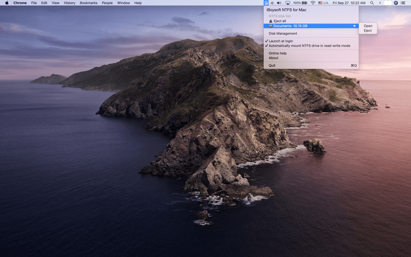 Two Best Ways to Write to NTFS-formatted Hard Drives on Mac 1